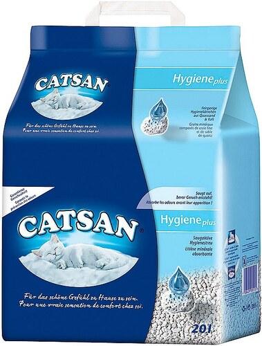 Katzenstreu »Catsan ( 2x20 l ) «