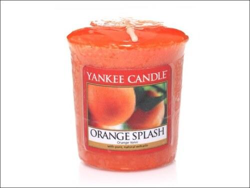 Orange Splash votivní