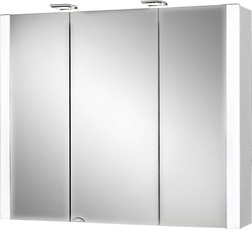 JARVIS LED Zrcadlová skříňka - bílá