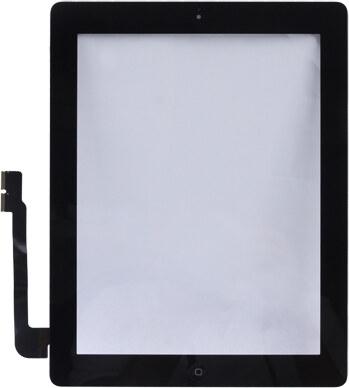 iPouzdro.cz Dotykové sklo na iPad 2 / 3 / 4, černý