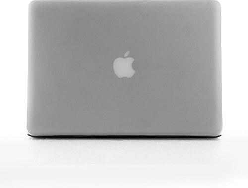 iPouzdro.cz Polykarbonátové pouzdro / kryt na MacBook Air 13 - matný transparentní