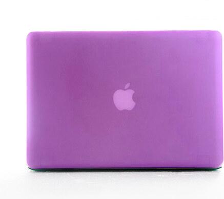 iPouzdro.cz Polykarbonátové pouzdro / kryt na MacBook Pro Retina 13 - matný fialový