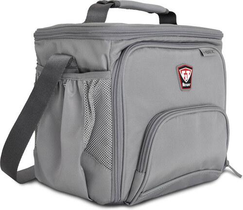 Fitmark stylová termo taška na jídlo the BOX v šedivé barvě - Glami.cz 31916d2f491