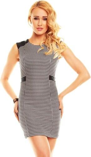 894c9ac5482f Čierno-biele elegantné dámske letné šaty Jayloucy - Glami.sk