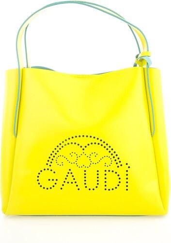 Gaudi Gaudí Kabelka Celeste Shopping YELLOW   GREEN - Glami.cz ad50c7f3396