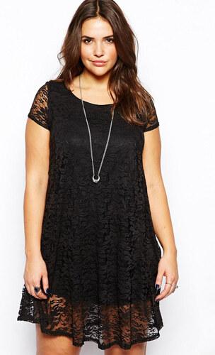 0355df0f4d9d Manzara Elegantné šaty CARLY čierne - Glami.sk
