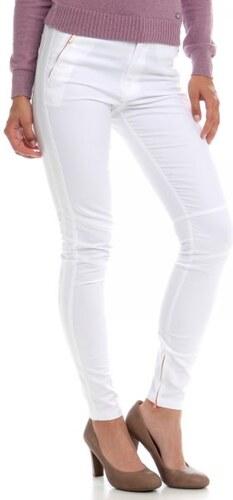 Peak Performance dámské bavlněné kalhoty 29 bílá - Glami.cz 161aa7ffac