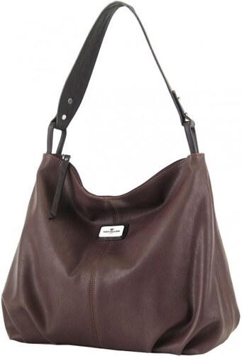 Tom Tailor hnědá dámská kabelka Kristen s jedním uchem přes rameno ... ccecccb525a