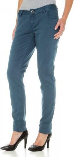 Timeout dámské kalhoty 36 32 modrá - Glami.cz 2f306b431c