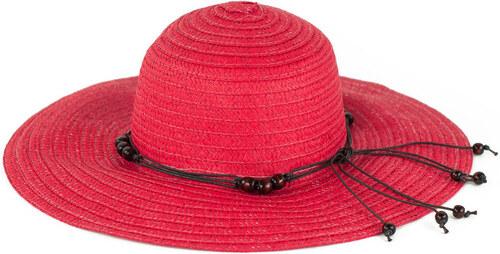 46b062bf2e5 Art of Polo Dámský letní klobouk - červený cz15107.5 - Glami.cz