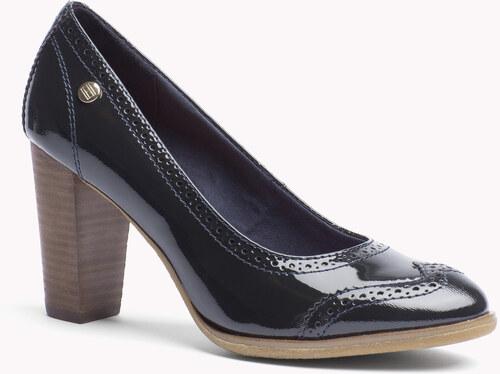 Tommy Hilfiger Patent Leather High Heel - Glami.cz 90a0e067415
