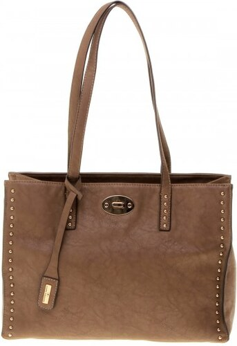 15c81b0d7e Tom Tailor obdélníková dámská kabelka Megan přes rameno tmavě hnědá ...