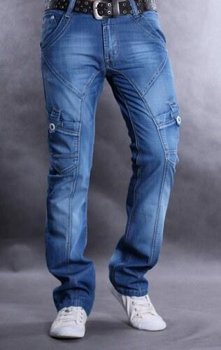 C-IN-C kalhoty pánské X2329 jeans - Glami.cz d7d02a7f4a