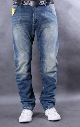 C-IN-C Baggy džíny pánské aladinky nízký sed 6001 - Glami.cz aedf19f6a3