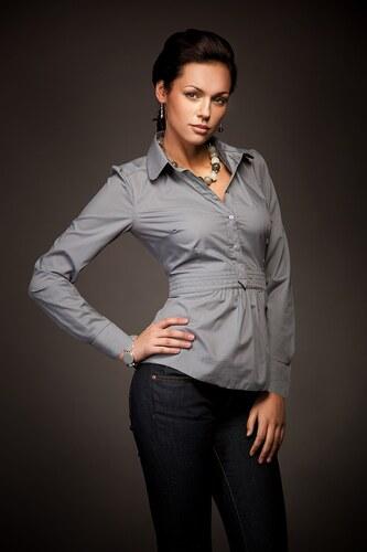 NIFE košile dámská K23 - Glami.cz 7de15b6ed6