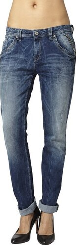 Pepe Jeans dámské jeansy Mercure 26 32 modrá - Glami.cz 1bbf89f70a