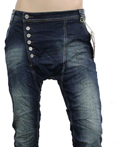 DZIRE kalhoty pánské 1190 BAGGY - Glami.cz 4a6bcc6324