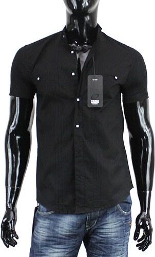 CARISMA košile pánská 9006 krátký rukáv slim fit - Glami.cz 36695208bc