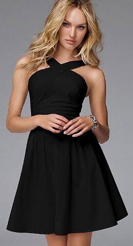 Elegantní černé šaty - Glami.cz c6329233ef4