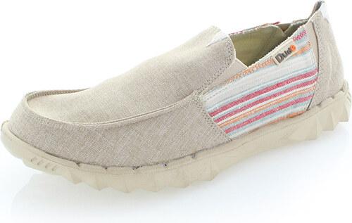 Dude Shoes Bézs férfi mokaszin Farty - Glami.hu d19d97992b