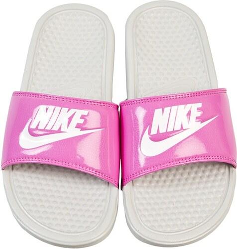 b905b397971 Nike Sportswear - Pantofle Benassi JDJ - růžová - Glami.cz