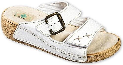 Santé Dámské zdravotní pantofle vel. 41 bílá - Glami.cz b510fe8c3a