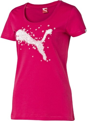 934780fbab8b Dámské tričko Puma Sparkling Cat Tee - Glami.cz