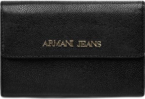 Velká dámská peněženka ARMANI JEANS - Z5V65 U5 12 Black - Glami.cz 0b7ee77915