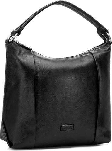 Kabelka ECCO - Are Hobo Bag 910443690000 Black - Glami.cz 649237c2d15