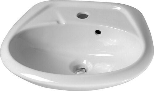 Waschbecken »Alpha«, 47 Zentimeter