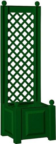 Spalier »mit Pflanzkasten 43cm, grün«