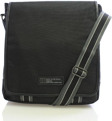 eab52b9f27 Černá taška přes rameno Enrico Benetti 4472 černá - Glami.cz