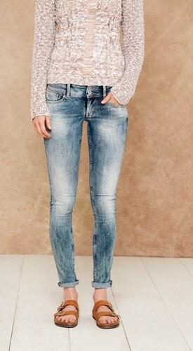 Dámské džíny Pepe Jeans Vera denim 28 32 - Glami.cz 3cb7f2052a