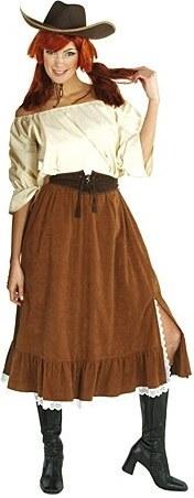 Kovbojská sukně - 36