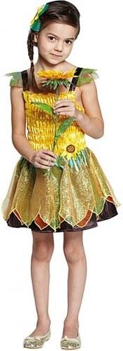 Kostým slunečnice - 104