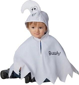 Pelerína s kapucí DUCH - dětský karnevalový kostým - 92