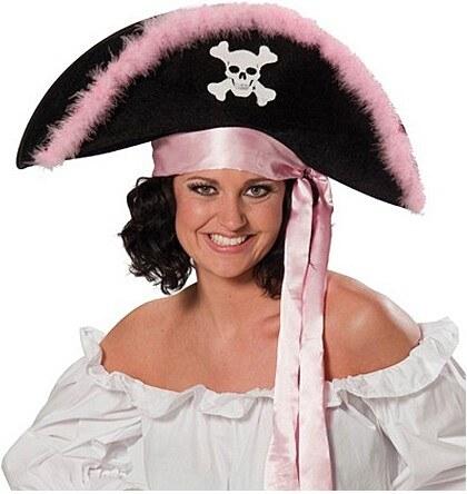 Pirátka pink