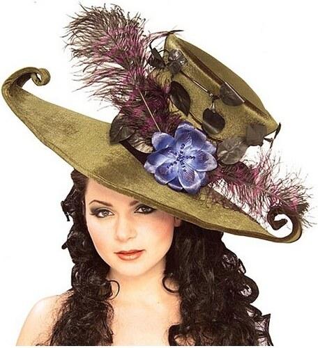Gothic Victorian Hat