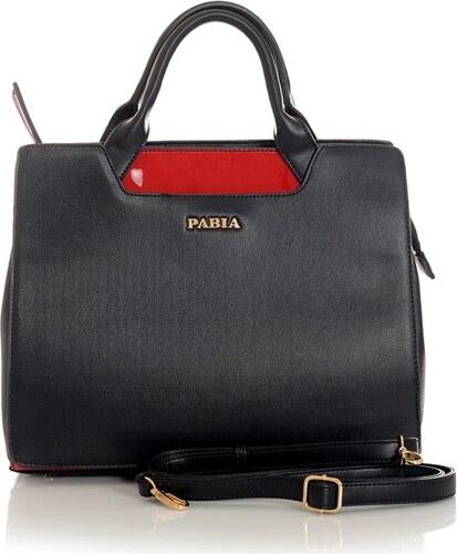 871c4e47637f Dámská kabelka Pabia 2490a - černá - Glami.cz