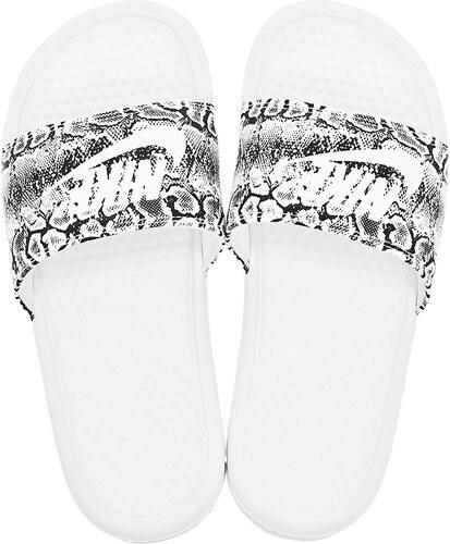Nike Sportswear - Pantofle - bílá - Glami.cz e0539f78ff
