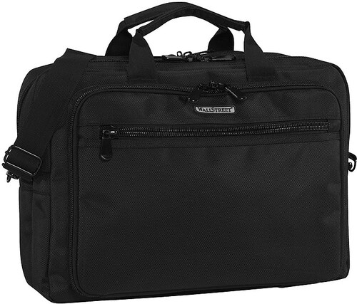 Aktentasche mit Laptopfach bis 15,6-Zoll, »Wallstreet Business Bag«