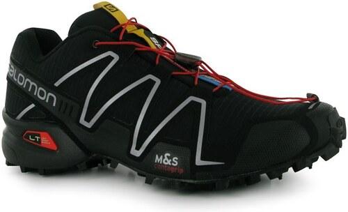 boty Salomon Speedcross 3 pánské Trail Running Shoes Black Black ... 041923564ab