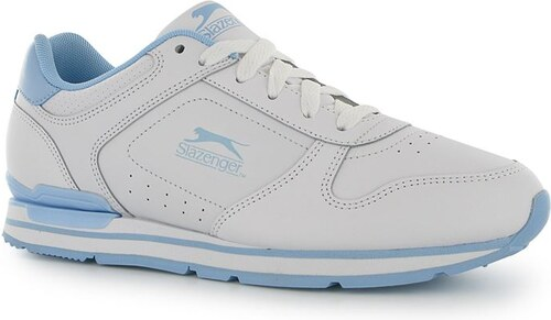 boty Slazenger Classic dámské White Pow Blue - Glami.cz 4e979152df9