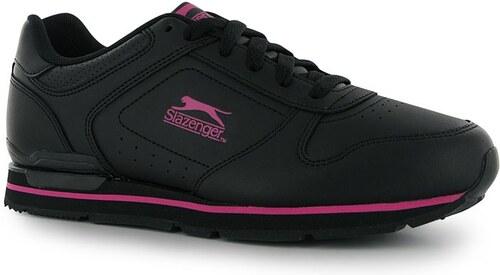 boty Slazenger Classic dámské Black Cerise - Glami.sk 13906f29d15