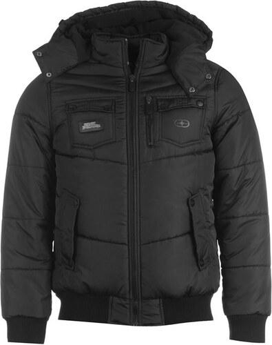 Zimní bunda No Fear BB Bomber pánská Black S - Glami.cz 510695c1d4a
