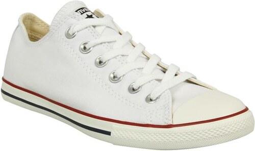 boty boty Converse All Star OX Lean Unisex White - Glami.cz ed27c59a480