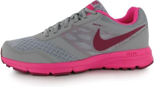 boty Nike Air Relentless 4 Running Shoes dámské Grey Fuchsia - Glami.cz 4eeafd86ca