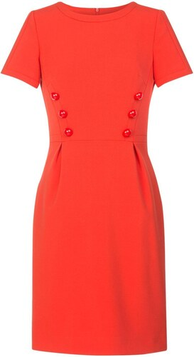 Caroll Linda - Robe - orange - Glami.fr 346ce322908