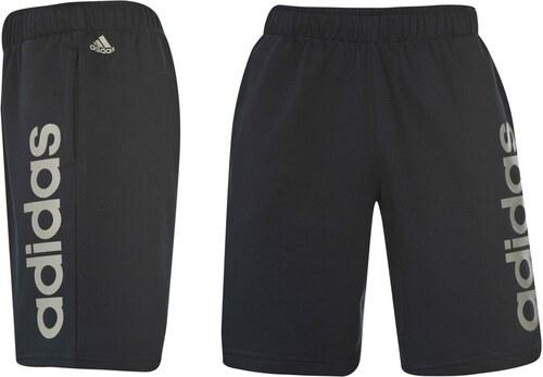 Teplákové kraťasy adidas Lin Logo pán. - Glami.cz c026ed92e8