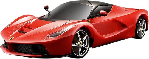 Bburago® Modellauto im Maßstab 1:18 »LaFerrari« rot